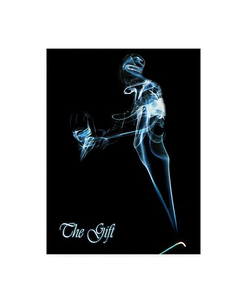 "Trademark Global Dana Brett Munach 'The Gift' Canvas Art - 32"" x 24"" x 2"""
