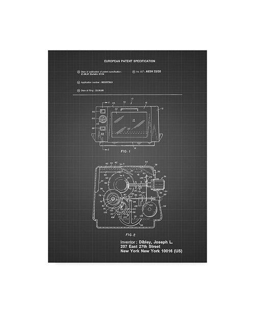 "Trademark Innovations Cole Borders 'Easy Bake Oven' Canvas Art - 47"" x 35"" x 2"""