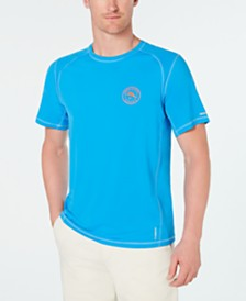 Tommy Bahama Men's IslandActive Breakline Performance Stretch Quick-Dry Moisture-Wicking T-Shirt