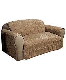 Faux Suede Ultimate XL Sofa Protector