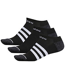 Men's 3-Pk. No-Show Socks