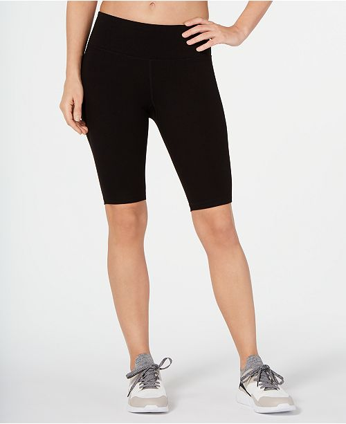Ideology Compression Shorts, Created for Macy's