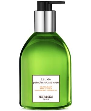 HERMES-Eau-de-Pamplemousse-Rose-Hand-Body-Cleansing-Gel-10-oz-