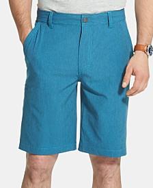 G.H. Bass & Co. Men's Bluewater Performance Stretch Moisture-Wicking Sharkskin Shorts