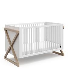 Storkcraft Equinox 3-In-1 Convertible Crib