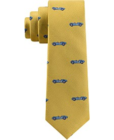 Tommy Hilfiger Toddler & Little Boys Race Car Silk Tie