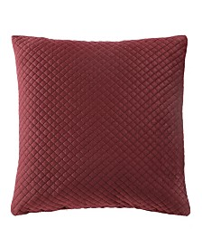Diamond Quilted 18x18 Pillow
