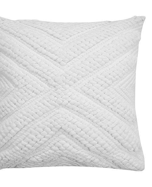 VCNY Home Lorelei 18x18 Pillow