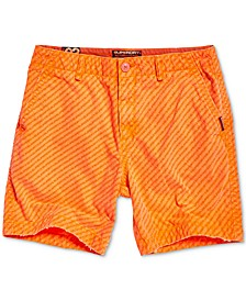 Men's New Wave Stripe Shorts, Created for Macy's