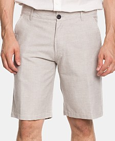 Ezekiel Men's Flannigan Slim-Straight Fit Shorts