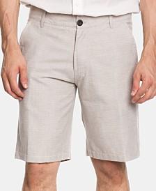 Ezekiel Men's Flannigan Slim-Straight Fit Shorts