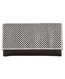 I.N.C. Veronica Rhinestone Sparkle Clutch, Created for Macy's