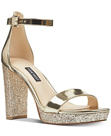 Nine West Dempsey Platform Sandals