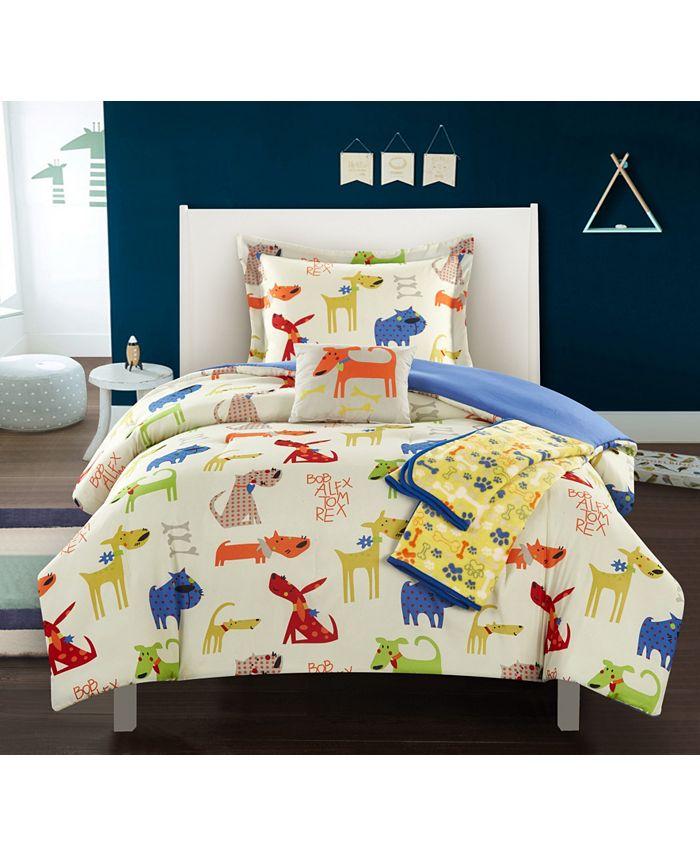 Chic Home - Pet Land 5-Pc. Comforter Sets