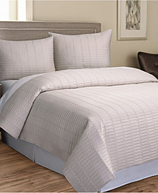 Norris Queen 3-Pc. Quilt Set