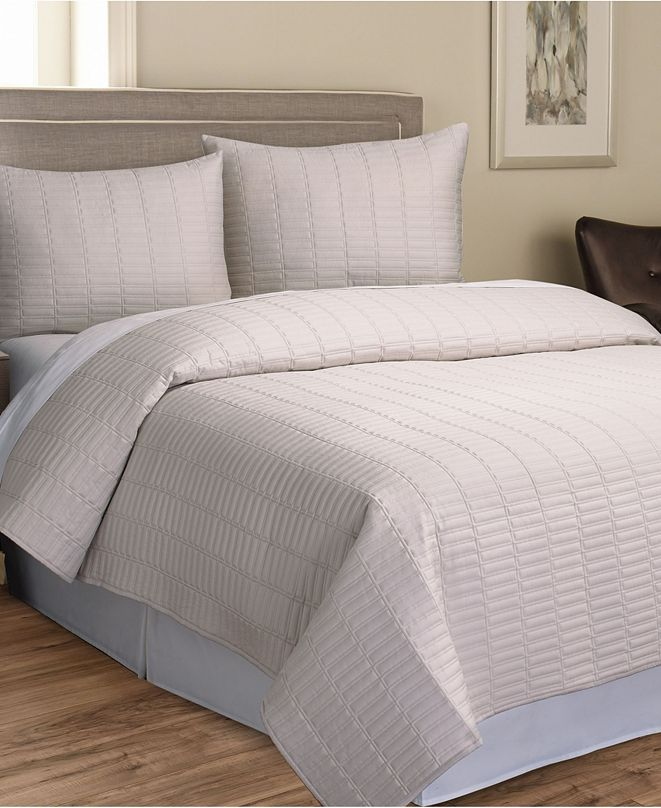 Riverbrook Home Norris Queen 3-Pc. Quilt Set