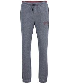 BOSS Men's Slim Fit Tracksuit Pants
