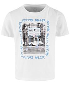 Little Boys Baller T-Shirt, Created for Macy's