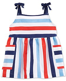 Carter's Toddler Girls Striped Cotton Tank