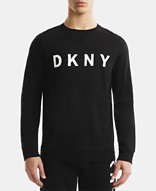DKNY Men's Logo Sweatshirt