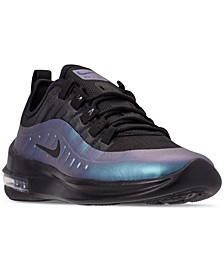 Men's Air Max Axis Premium Casual Sneakers from Finish Line