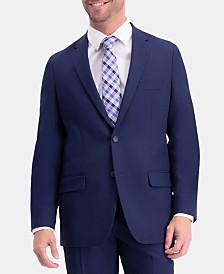 Haggar Men's Active Series Herringbone Classic-Fit  Suit Separate Jacket