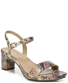 Naturalizer Ivy Ankle Strap Sandals