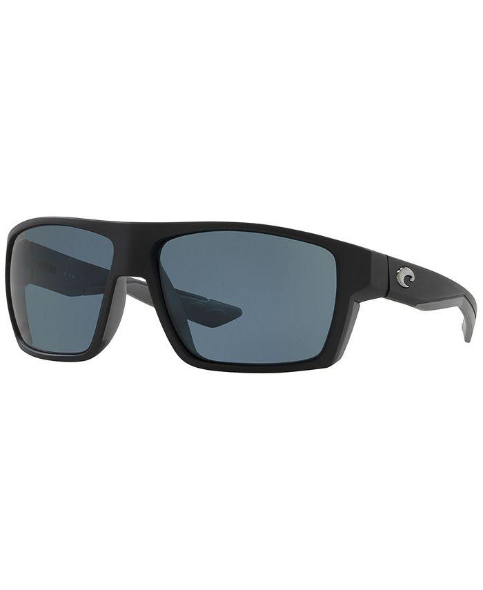 Costa Del Mar - Polarized Sunglasses, BLOKE 61