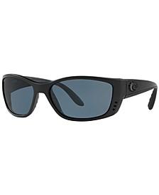 Polarized Sunglasses, FISCH POLARIZED 64