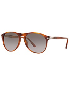 Polarized Sunglasses, PO6649S 55