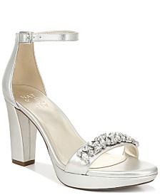 Naturalizer Cassano Ankle Strap Sandals
