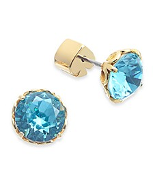 Crystal Stud Earrings