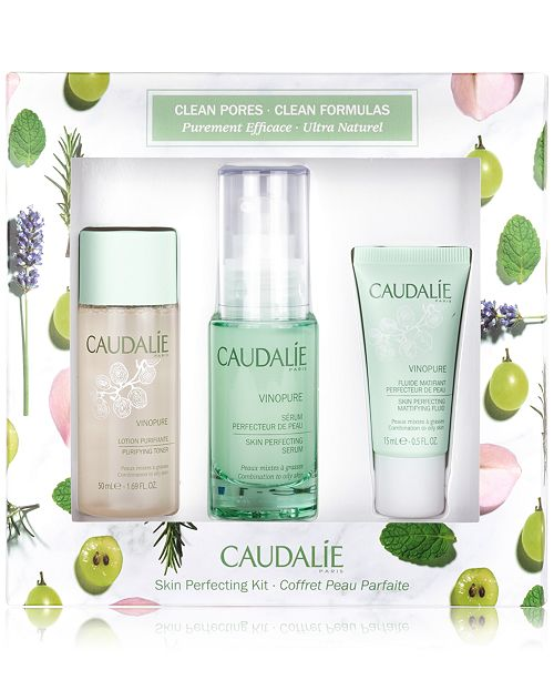 Caudalie 3-Pc. Vinopure Skin Perfecting Set