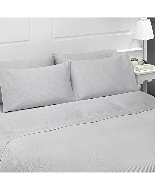 Belle Epoque Diamond Sheet Set, King