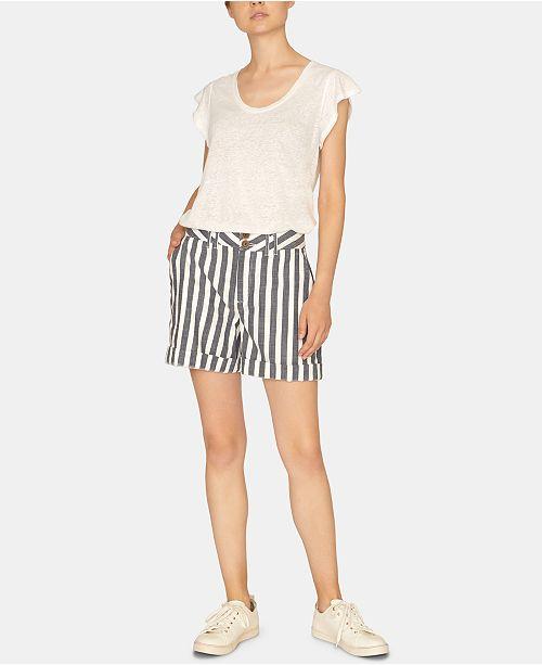 adcc00560c Sanctuary Cabana High-Waist Cotton Shorts & Reviews - Shorts - Women ...