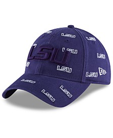 New Era Woman's LSU Tigers Logo Scatter Cap