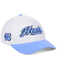 Top of the World North Carolina Tar Heels Tailsweep Flex Stretch Fitted Cap