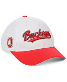 Top of the World Ohio State Buckeyes Tailsweep Flex Stretch Fitted Cap