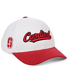 Stanford Cardinal Tailsweep Flex Stretch Fitted Cap