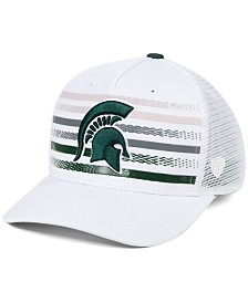 Top of the World Michigan State Spartans Tranquil Trucker Cap