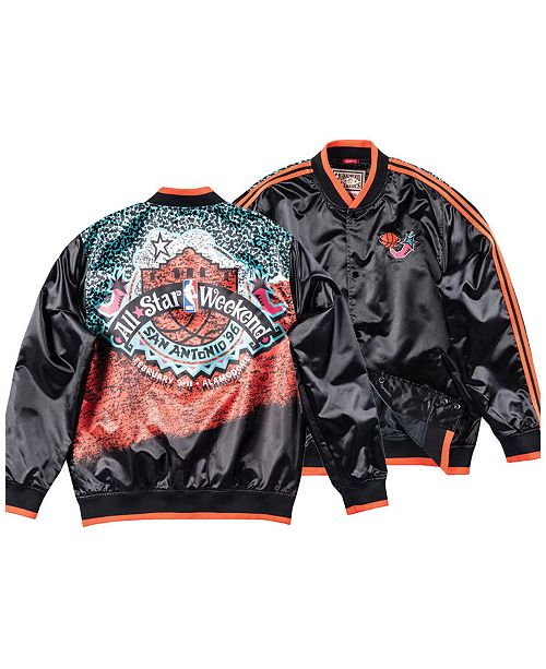 Mitchell & Ness Men's NBA All Star Fashion All Star Satin Jacket