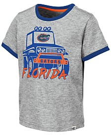 Colosseum Toddlers Florida Gators Monster Truck T-Shirt
