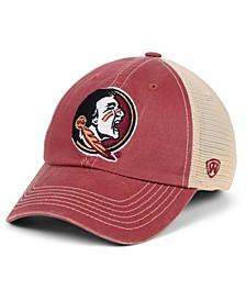 Florida State Seminoles Wicker Mesh Snapback Cap
