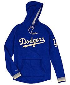 Mitchell & Ness Men's Los Angeles Dodgers Midweight Appliqué Hoodie