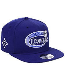 New Era Brooklyn Dodgers Swoop 9FIFTY Snapback Cap
