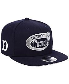 68cc5159b1d07c New Era Detroit Tigers Swoop 9FIFTY Snapback Cap