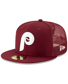Philadelphia Phillies Coop All Day 59FIFTY-FITTED Cap