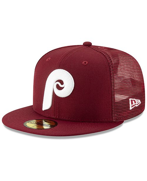 best loved 9582d f1c86 ... New Era Philadelphia Phillies Coop All Day 59FIFTY-FITTED Cap ...