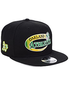 New Era Oakland Athletics Swoop 9FIFTY Snapback Cap