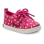 Sperry Baby Girls Crest Vibe Junior Crib Boat Shoe 123da094d0